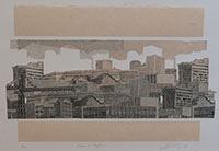 Saltgrass Print - Joey Behrens - Expanded Skyline THUMBNAIL
